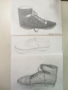 Shoe Drawing Improvement 6-16-16