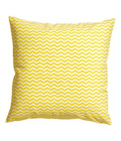 Chevron Cotton Pillow Case $6