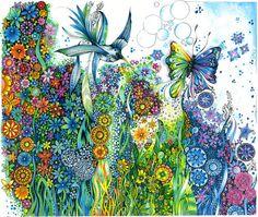 SummerlandX500  Ann's Doodles