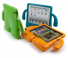 Top iPad cases for kids. Forget the kids. I want one!!! ;)