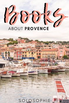 Books about Provence
