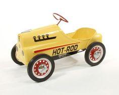 Vintage Kiddy Car