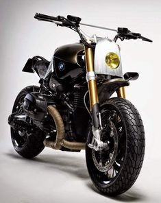 bmw r nine t gold par modification motorcycles atelier de best design pinterest. Black Bedroom Furniture Sets. Home Design Ideas