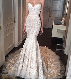 Mermaid Wedding Dresses Gorgeous Mermaid Sweetheart Court Train Tulle Wedding Dresses uk with Appliques Lace, Wedding Dresses Uk, Tulle Wedding, Mermaid Wedding, Bridal Dresses, Bridesmaid Dresses, Lace Mermaid, Couture Dresses, Vintage Mermaid, Wedding Beach