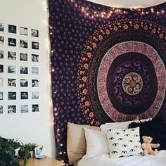 My boho chic Anthropologie inspired dorm room at SCAD -gallery ...