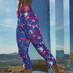 5f7d675626b69 SuperActive® women s performance fireworks leggings deliver the ideal  combination of stretch and support to help