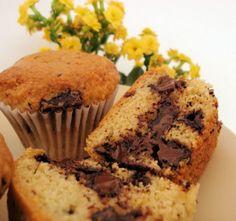 Esta receita de Muffins de Chocolate/Chocolate Muffins está entre as favoritas aqui em casa. A receita original é do livro Recipe Encyclopedia, mas como aos poucos fomos fazendo algumas alterações…