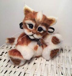 Marmalade Kitten by By Kesseys Beaers   Bear Pile