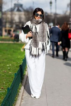 street style: Paris Fashion Week Fall 2014...