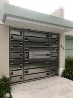 34 Amazing Steel Gate Design Ideas Match With Any Home Design - The purpose of home security gates is simple. They increase the level of security of the property and help to keep the family safe. They can enhance t.