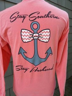 Don't know about staying anchored, but I am and always WILL BE Southern.  ;)