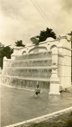 FOUNTAIN FERRY PARK POOL - our whole family used to visit this spot!