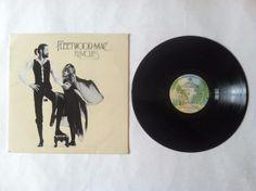 Fleetwood Mac - Rumours_Vinyl Record LP_(BSK 3010) Classic Rock Albums, Fleetwood Mac, Vinyl Records, Lp