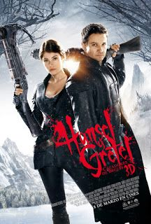 Hansel y Gretel Cazadores de brujas online latino 2013 VK