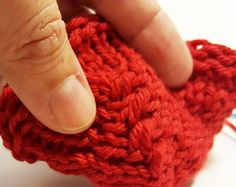 Loom FAQs: What Are The Tricks To Knitting Socks? « Knitting Board Blog
