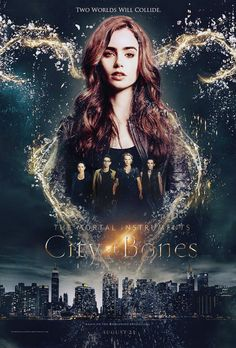 City of Bones. OMG OMG OMG OMG OOOMMMMMMMMMMMMGGGGGG I LOVE THE CITY OF BONES!!! I MUST RE-READ THE BOOKS BEFORE THE MOVIE COMES OUT!