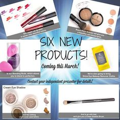 New Products coming in March!!!