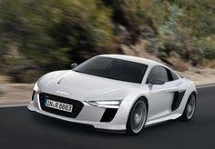 Nouvelle Audi R8?
