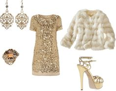 """""""Sprakley New Year"""" by melissa-delp on Polyvore"""