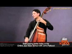 John Patitucci Jazz Bass Lesson: Playing with Expression - YouTube