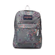 JanSport Superbreak Backpack in Gray $35.00