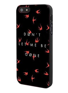 Amazon.com: Twenty One Pilots Dont Let Me Be Gone iPhone 5 Case Hardplastic Frame Black Fit For iPhone 5 and iPhone 5s: Cell Phones & Accessories