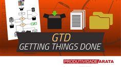 Getting Things Done - o que é o GTD de David Allen | Produtividade Arata 12