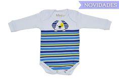 Body estiloso para seus pequenos. Agora no site ! www.repipiu.com.br