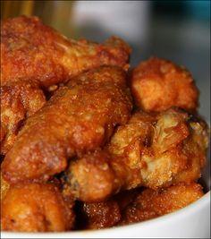 """Пятница, пиво, крылья... Острые куриные крылышки """"Баффало"""" - Вкусные рецепты"""
