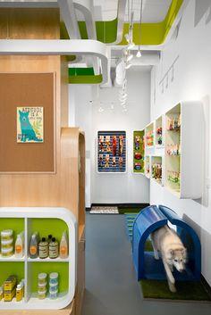 Design Innova: Um Pet Shop em Vancouver
