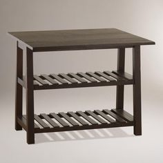 possibly for the family room: Umbria Kitchen Gathering Table | World Market $175