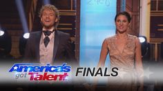 The Clairvoyants: Duo Take Their Predictions Under Water - America's Got. Talent  9/13/16