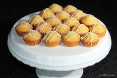 Mini Orangen-Cupcakes