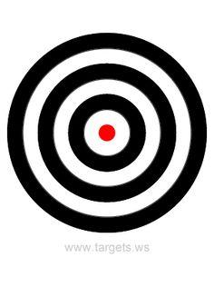 Bullseye Target 5