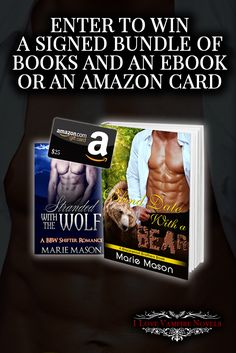 Win One of TWO $25 Amazon Gift Cards & a Signed Paperback From NY Times & USA Today Bestselling Author Marie Mason