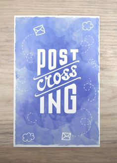 Postcrossing Postcard