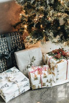 4 Gift Wrapping Ideas That Look Good Without Much Effort /