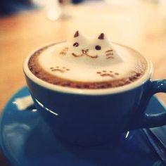 café / chatfé artistique