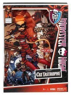Torelei Catastrophe Villain Monster High Doll