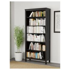 Ikea Hemnes Bookcases - Best Spray Paint for Wood Furniture Check more at http://fiveinchfloppy.com/ikea-hemnes-bookcases/
