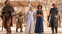 There's a zillion characters in Game of Thrones, even after a bunch of them have been brutally bumped off. But among the likes of Tyrion, Bran, Dany, and pals, who's really the main character? A team of mathematicians used a power far beyond Melisandre's shadow magics to find out: the power of cold hard graphs.