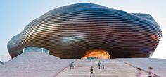 Museu de Cultura e História de Gobi criado por Ma Yansong