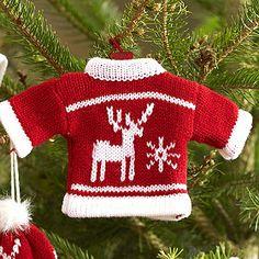 Winter-Woollies-Jumper-Decoration from Lakeland