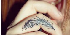 28 Tiny Finger Tattoo Ideas -Cosmopolitan.com