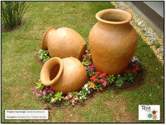 Jardim Residencial - Projeto Teia Design -Designers: Monika Kick & Cláudia…