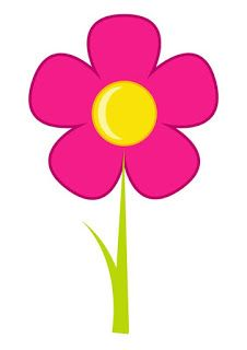 SGBlogosfera. María José Argüeso: FLORES DE PRIMAVERA Cartoon Girl Drawing, Cartoon Drawings, Drawing For Kids, Art For Kids, Friendship Flowers, Diy And Crafts, Crafts For Kids, Cartoon Flowers, Clip Art