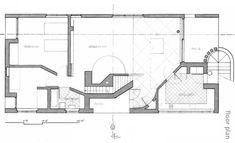 Vanna Ventury House by Robert Venturi in Philadelphia, 1964, USA