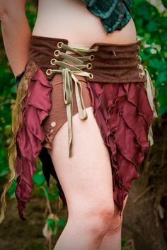 Skirts and Leafy Layers | Leafy Creations