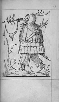 François Desprez,   f. B5 Dessin 19  Les Songes drolatiques de Pantagruel  A Paris : Par Richard Breton 1565