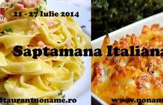 Saptamana  Italiana  www.trattoriadiparma.ro Macaroni And Cheese, Ethnic Recipes, Food, Restaurants, Mac And Cheese, Meal, Eten, Meals